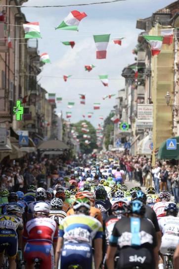Giro d'Italia 2013, arrivo a Cherasco - 48