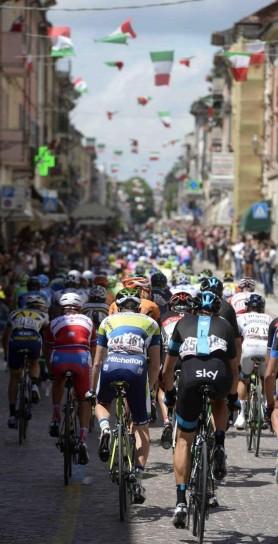 Giro d'Italia 2013, arrivo a Cherasco - 50