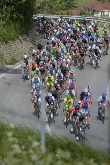 Giro d'Italia 2013, arrivo a Cherasco - 79