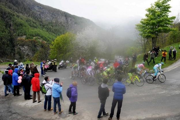Giro d'Italia 2013, tappa Jafferau - 45