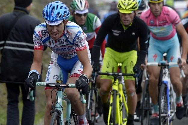 Giro d'Italia 2013, tappa Jafferau - 77