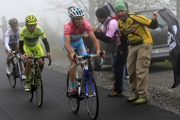 Giro d'Italia 2013, tappa Jafferau - 85