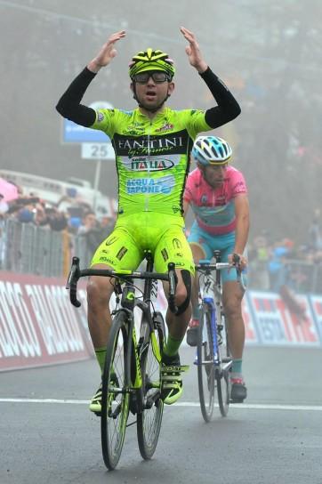 Giro d'Italia 2013, tappa Jafferau - 100