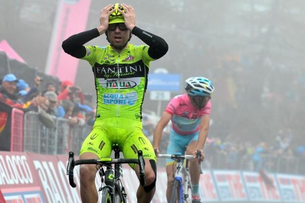 Giro d'Italia 2013, tappa Jafferau - 107