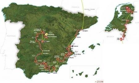 Vuelta Spagna 2009