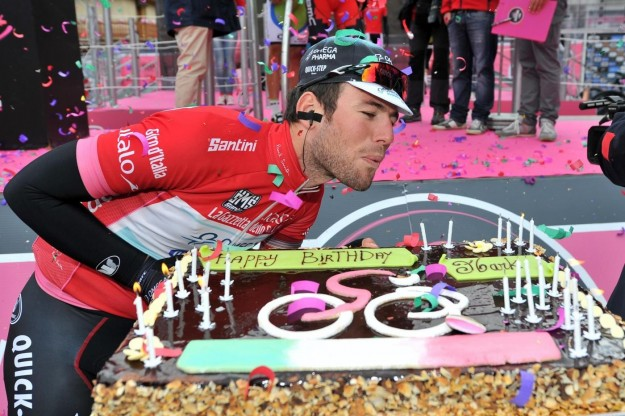 Giro d'Italia 2013, tappa 17