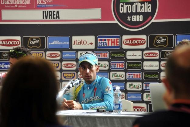 Conferenza Stampa Giro d'Italia 2013 tappa 17 (17)