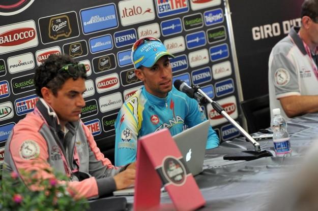 Giro d'Italia 2013, tappa 18 (2)