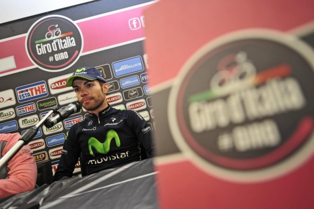Giro d'Italia 2013, conferenza stampa tappa 18