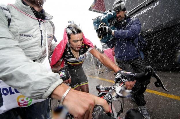 Giro 2013, tappa Tre Cime di Lavaredo - 18