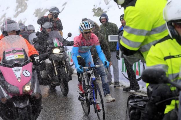 Giro 2013, Tre Cime di Lavaredo