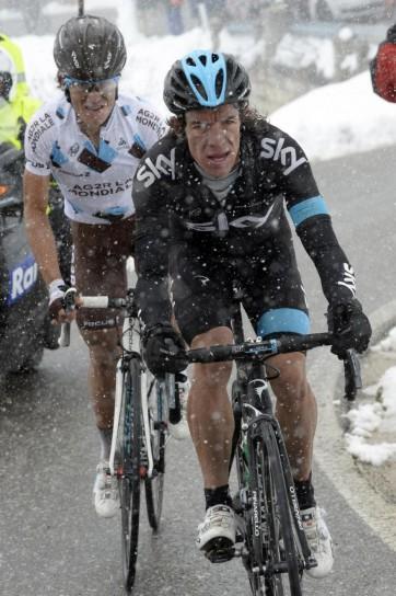 Giro 2013, tappa Tre Cime di Lavaredo - 40