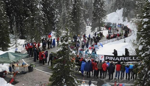 Giro 2013, tappa Tre Cime di Lavaredo - 100