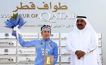 Giorgia Bronzini Qatar