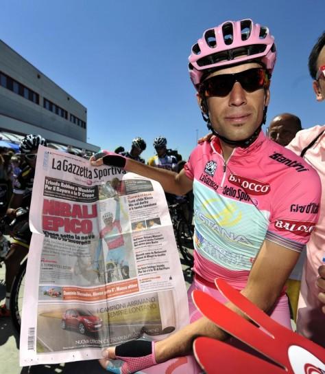 Giro d'Italia 2013, ultima tappa