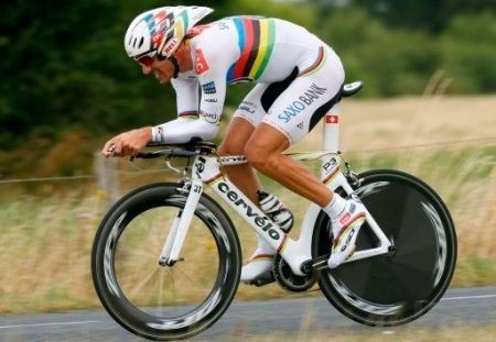 Cancellara California 2009