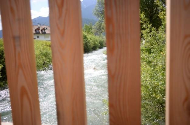 Torrente visto dal ponte