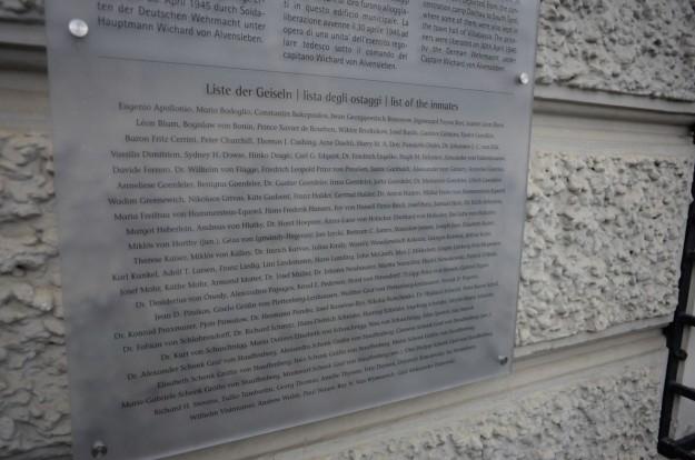 Lista degli ostaggi a Villabassa