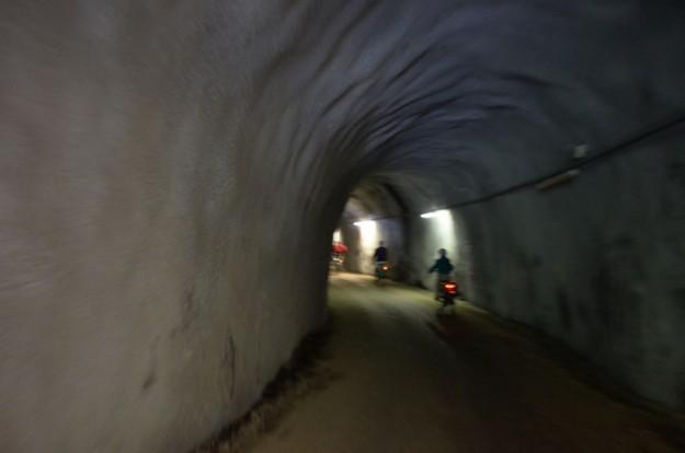 Nel tunnellel