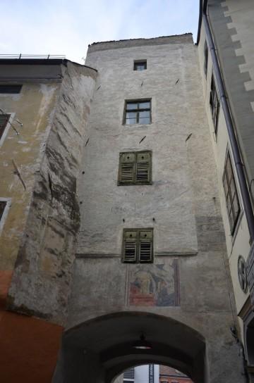 Torre antica a Brunico