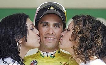Contador Leipheimer 2009