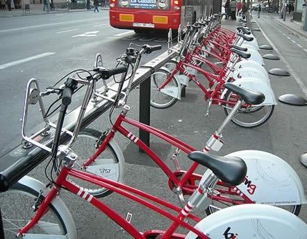 BikeSharing Roma Bici