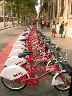 BikeSharing Barcellona