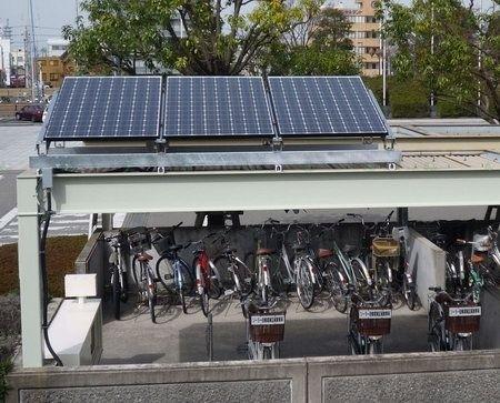 Sanyo Parcheggio Solare