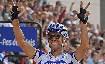 Parigi Roubaix 2009, tris di Tom Boonen