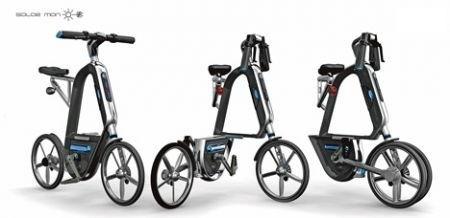 SolarMan bici