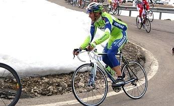 Giro del Trentino 2009 a Basso. Di Luca vince l'ultima tappa